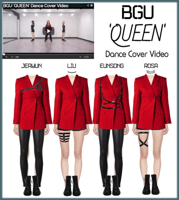 BGU 'QUEEN' Dance Cover Video