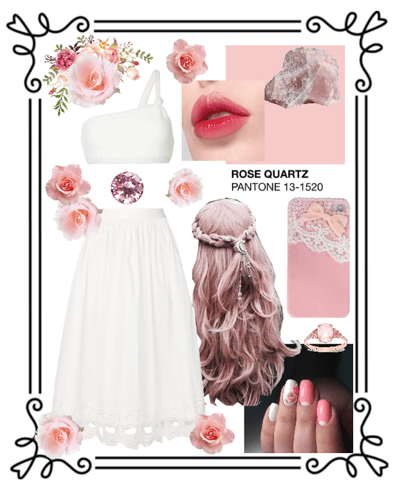 Rose Quartz 01