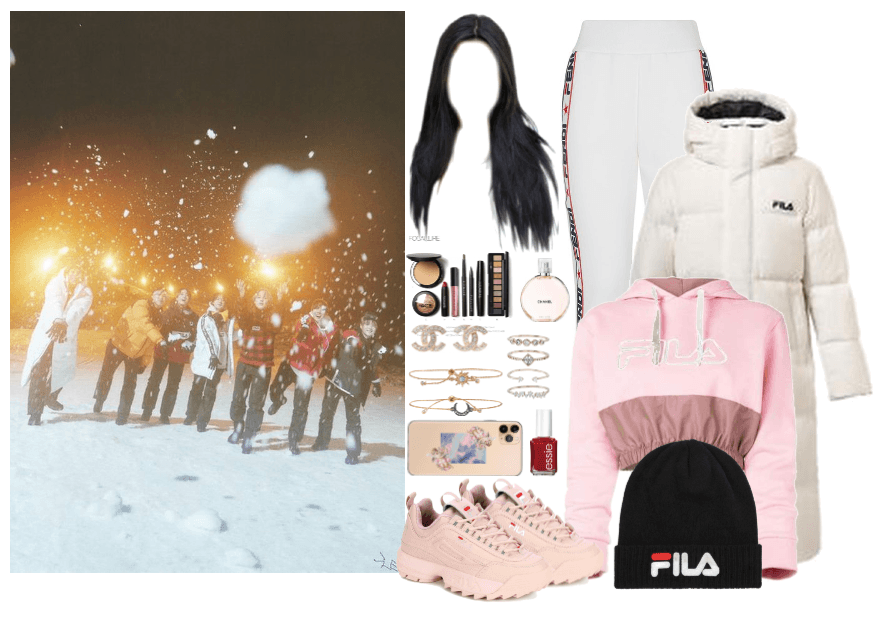 the 8th member: Winter Package