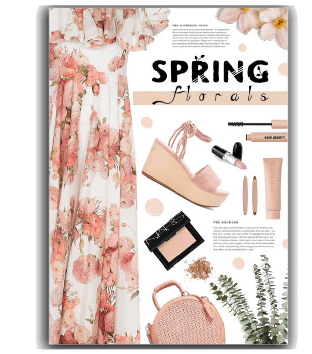 Spring Florals Outfits