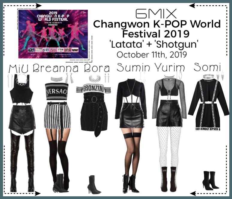 《6mix》Changwon K-POP World Festival 2019