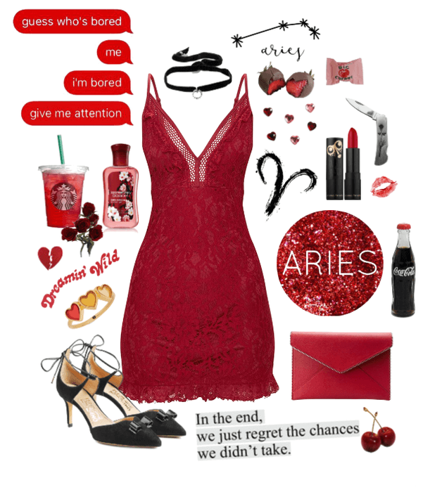 Aries' Night Out