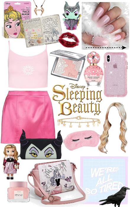 Sleeping Beauty 🧚🏻♀️