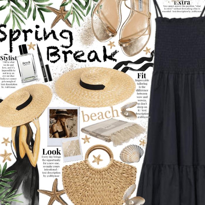 spring break! ☀️