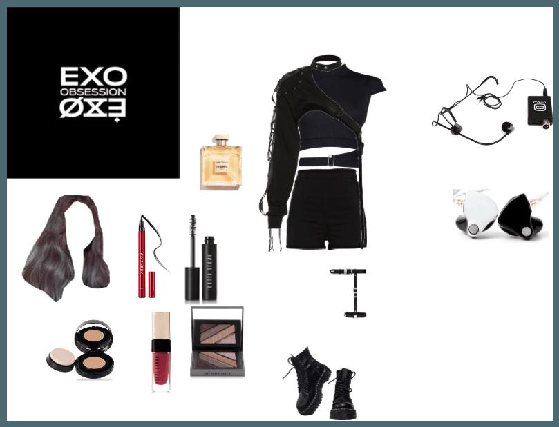 EXO Obsession EXO Ver
