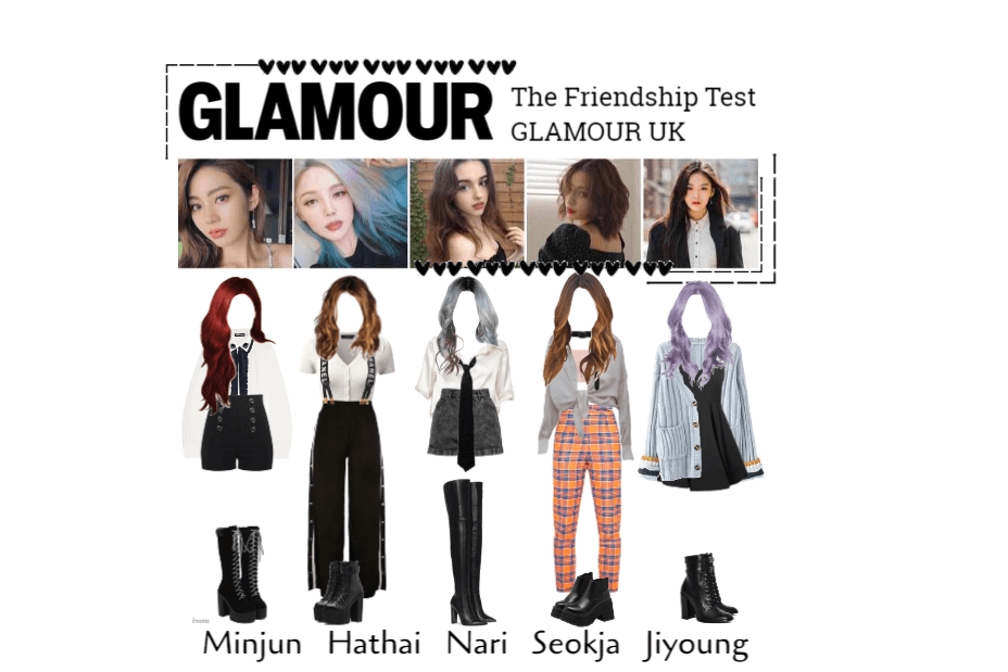BSW for Glamour UK | Uploaded 190804