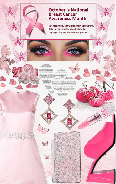Breast Cancer Awareness Month Look