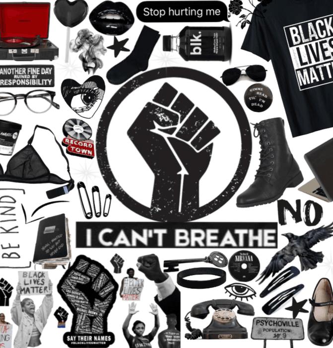 BLACK LIVES MATTER ✊🏿