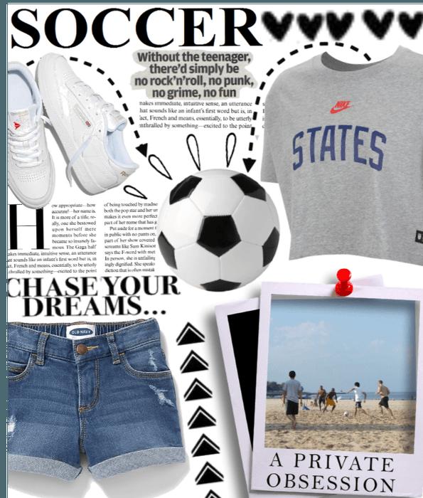 Soccer Inspired