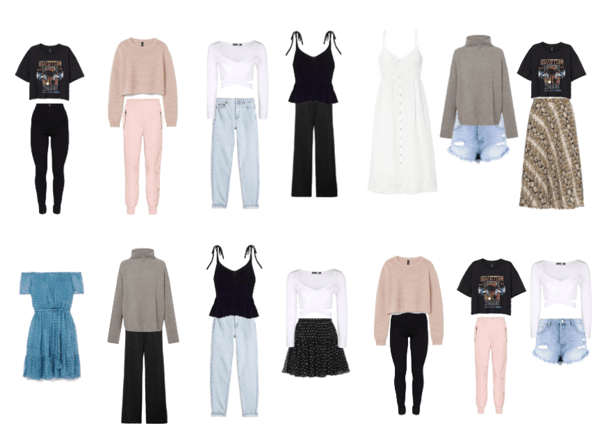 essential outfits