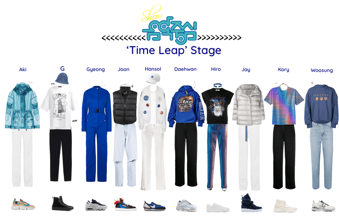 Lynx//Time Leap Music Core Stage
