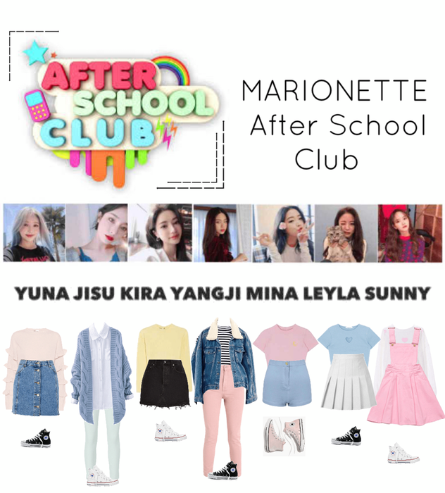 {MARIONETTE} After School Club