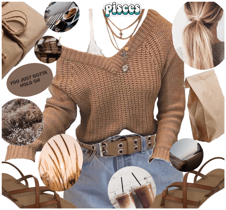 Brown Aesthetic Fit I chose for Imogen 🤎🤎🤎
