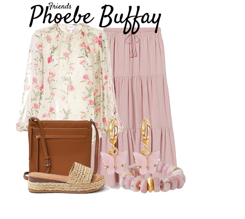 friends Phoebe Buffay