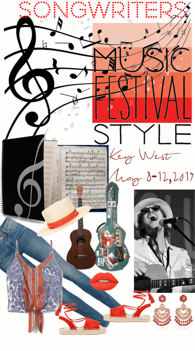Songwriters Music Festival Style
