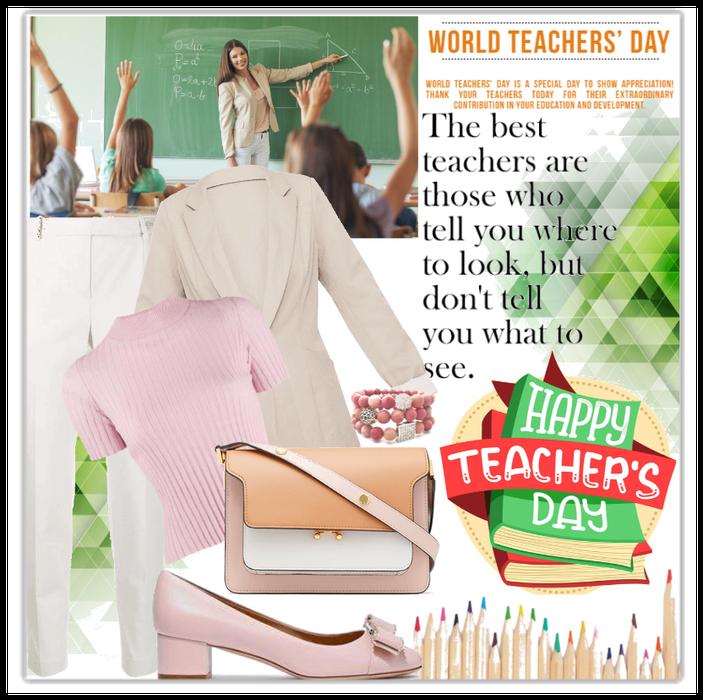 WORLD TEACHERS` DAY