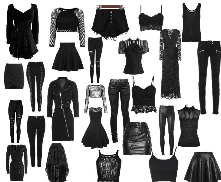 clothing of Elizabeth