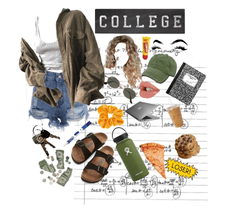 college chic