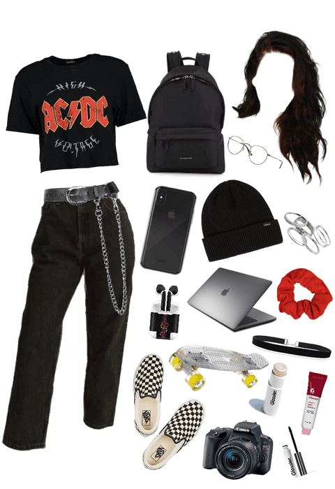 edgy everyday wear