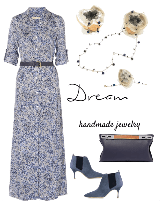 Dream handmade jewelry - Blue