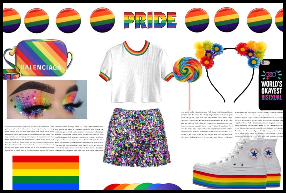 i love pride month!
