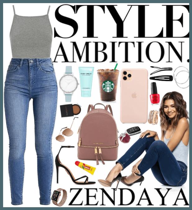Style Zendaya !👩🏽