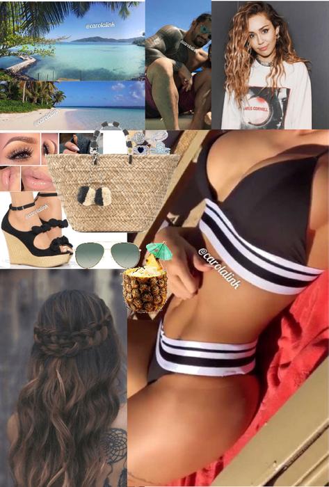 💖Carola💖 Day on the beach