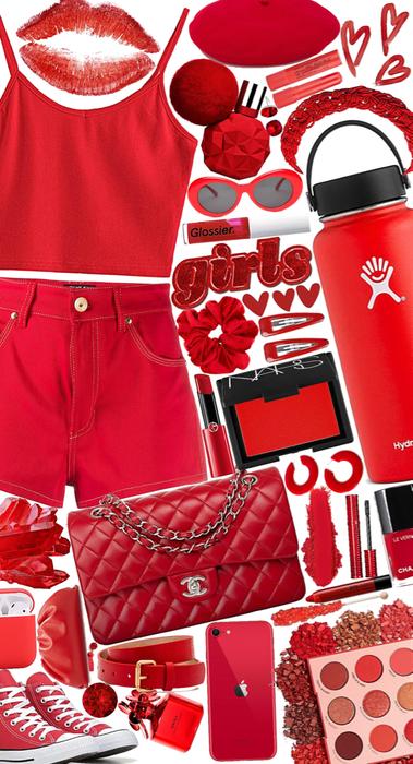 Red Hottie❤️