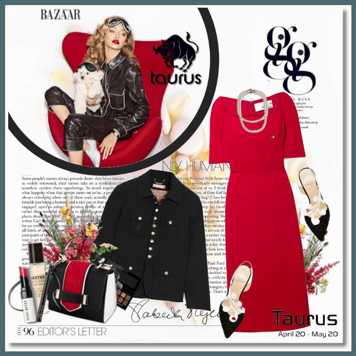 Dress like a Taurus: Gigi Hadid