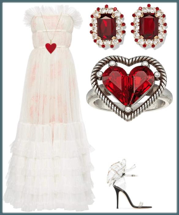 Alice Queen of Hearts