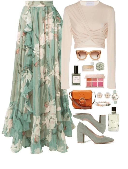 beautiful skirt