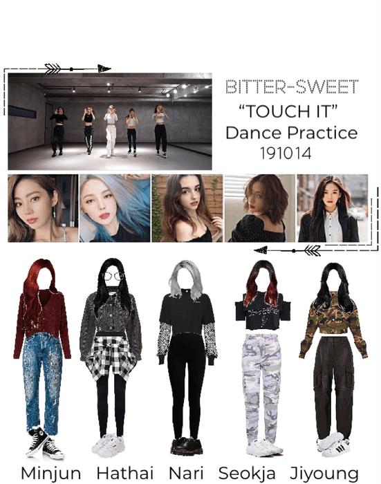 BSW Dance Practice 191014