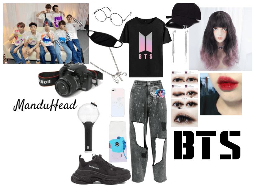 Ready for a BTS Concert Outfit