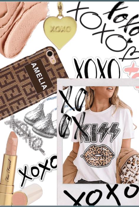 KISS_XOXO ^Graphic Tee Challenge ^