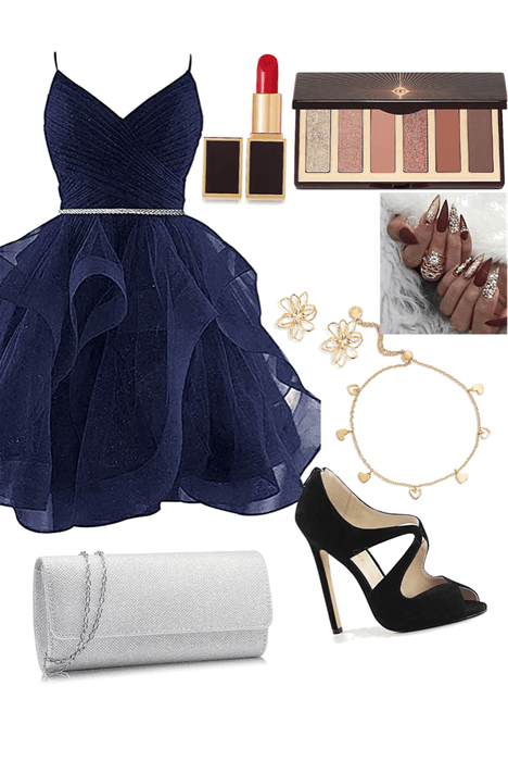 WEDDING THEMED OUTFIT