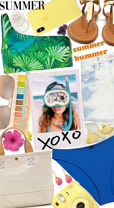 summer Bummer💛💕