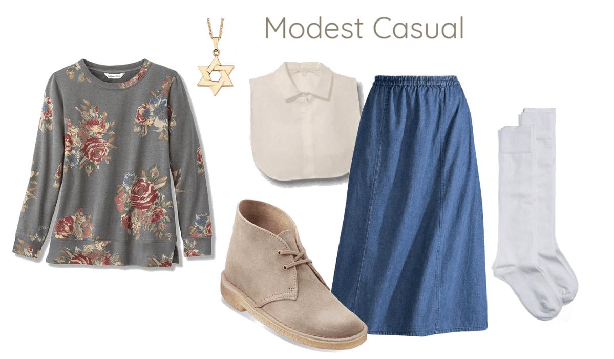 Modest Casual