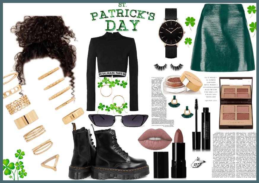 St. Patrick's Teen Chic Set