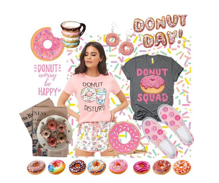 Donut Outfit