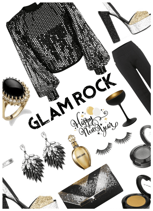 Glam Rock! NYE Style