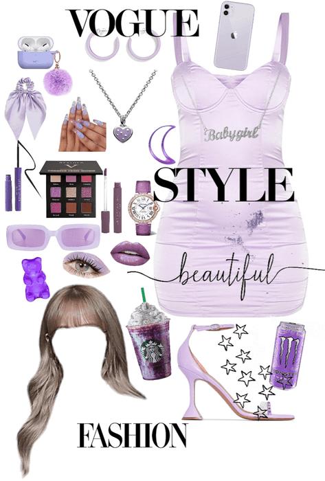 Purple day.