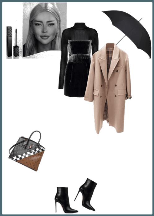 rain , waterproof mascara