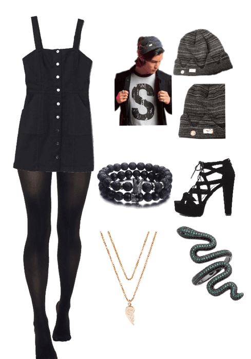 Riverdale Inspired Outfit (#4)
