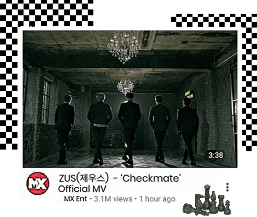 Zus// 'Checkmate' Official MV