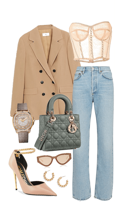 woman date outfit