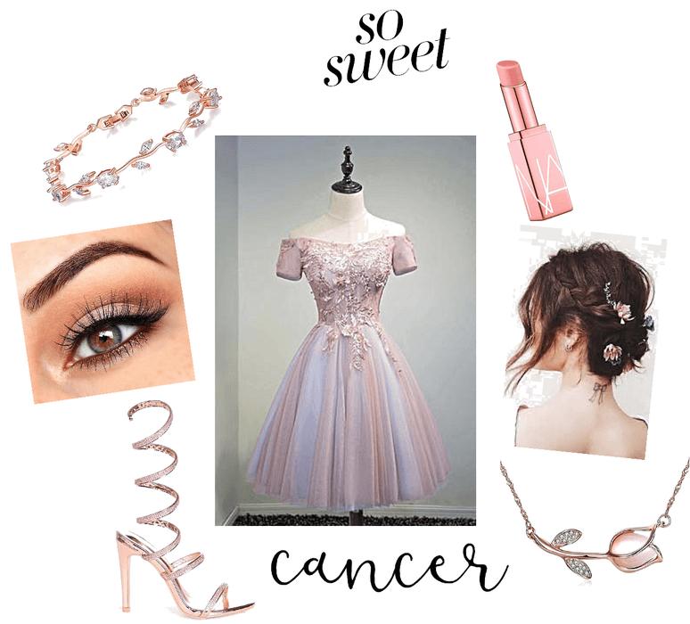 Cancer Dress