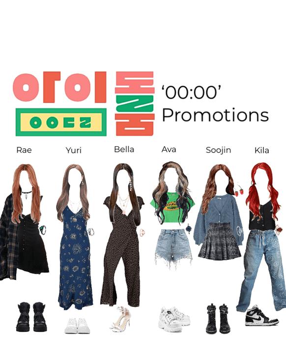 '00:00' promotions: Idol Room
