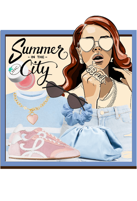 Summertime in the city