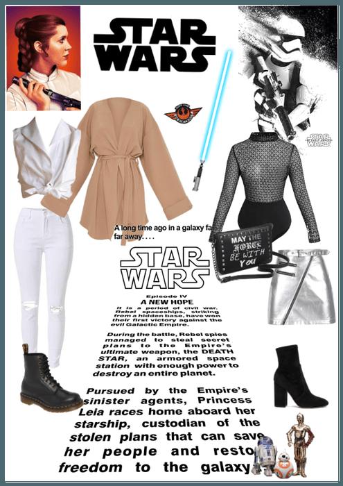 Star Wars Look