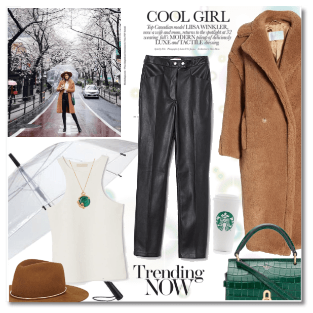 Trending now: the cool girl
